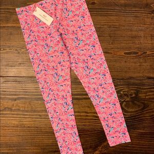 Vineyard Vine Whale Swirl Leggings